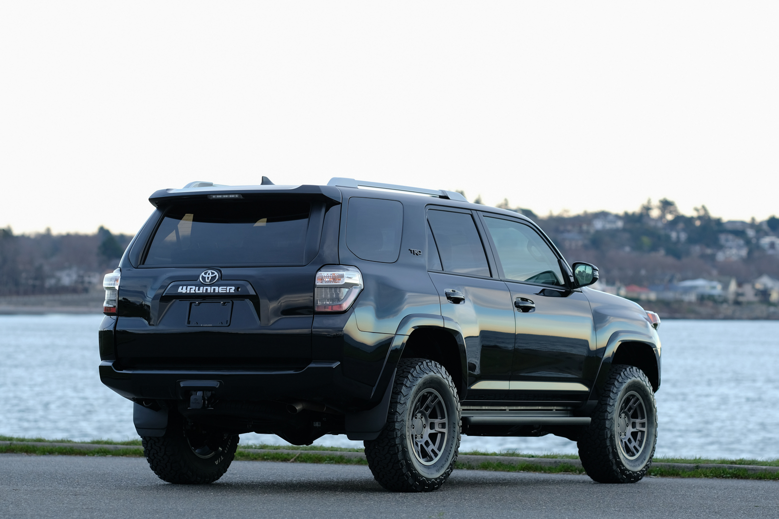 2018 Toyota 4Runner Custom