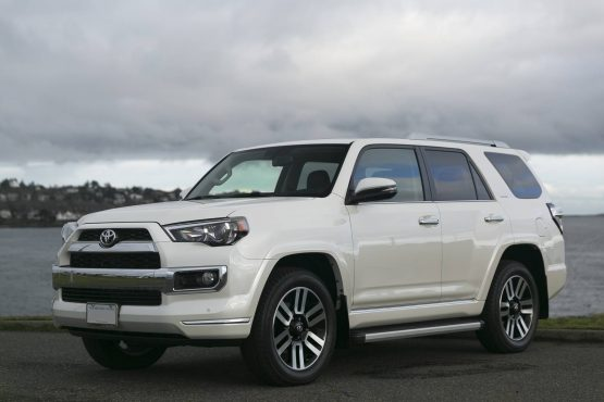 2017 Toyota 4Runner Silver Arrow Cars Victoria BC