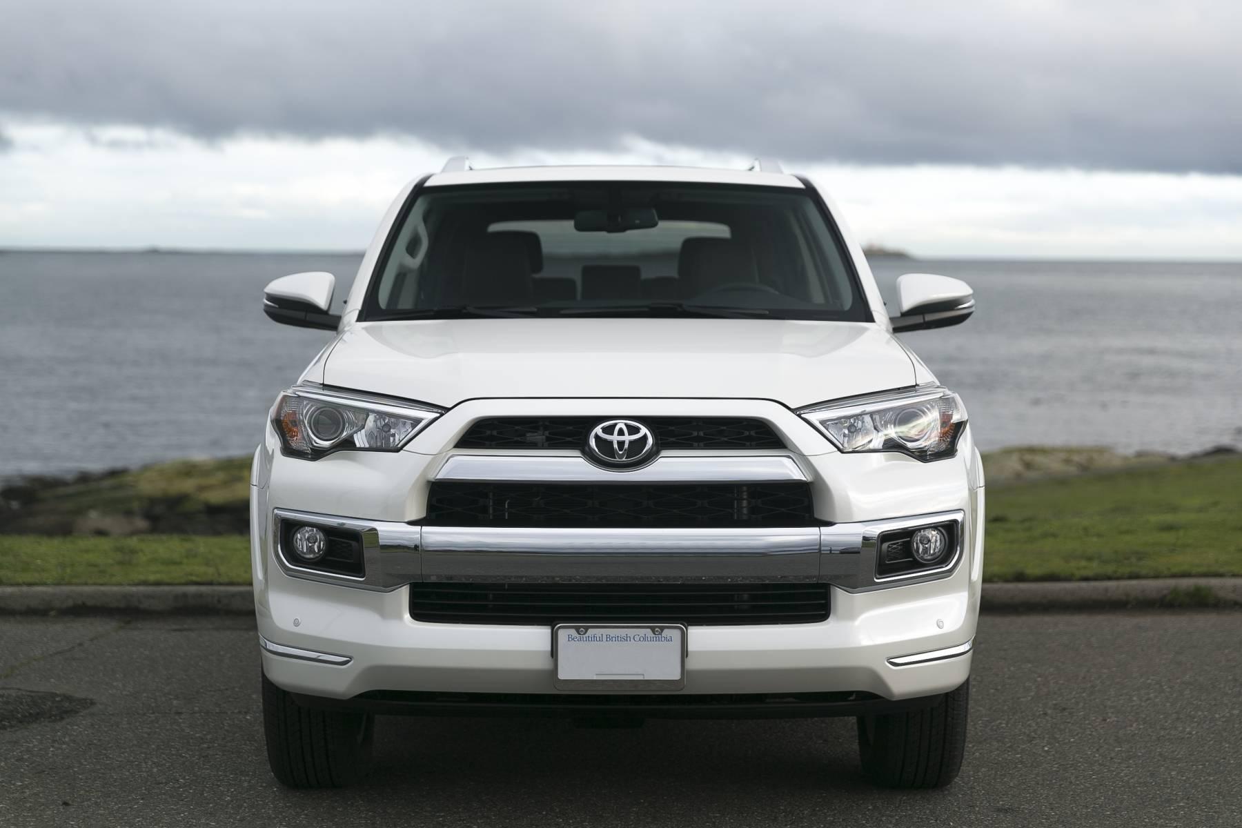 2017 Toyota 4Runner Limited 7 Passenger