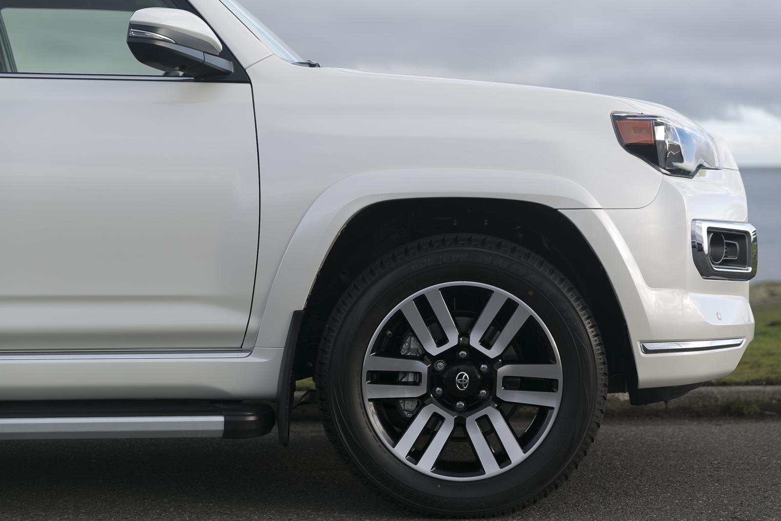 2017 Toyota 4Runner Limited 7 Passenger for sale