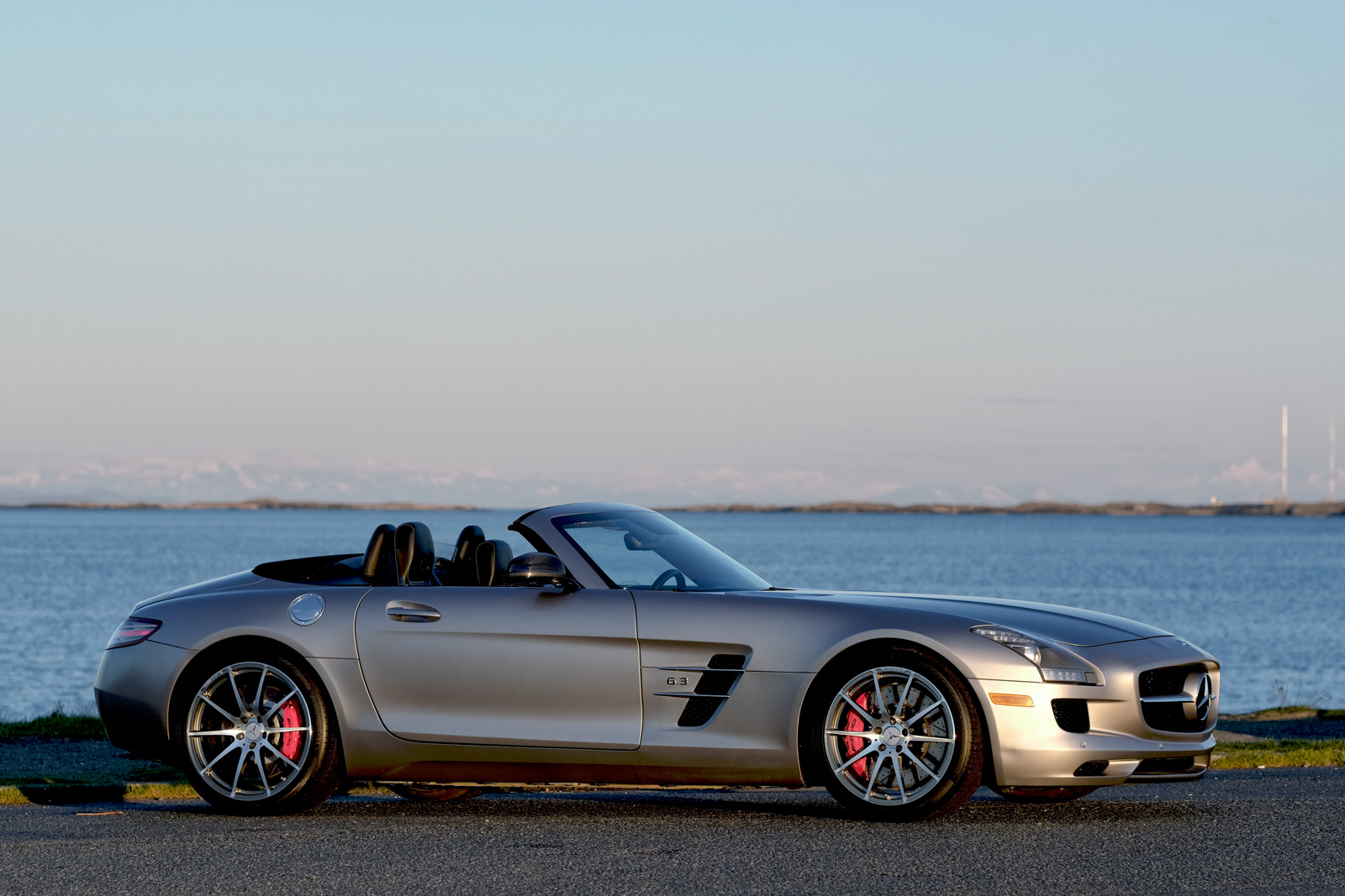 2012 Mercedes-Benz SLS AMG Roadster for sale