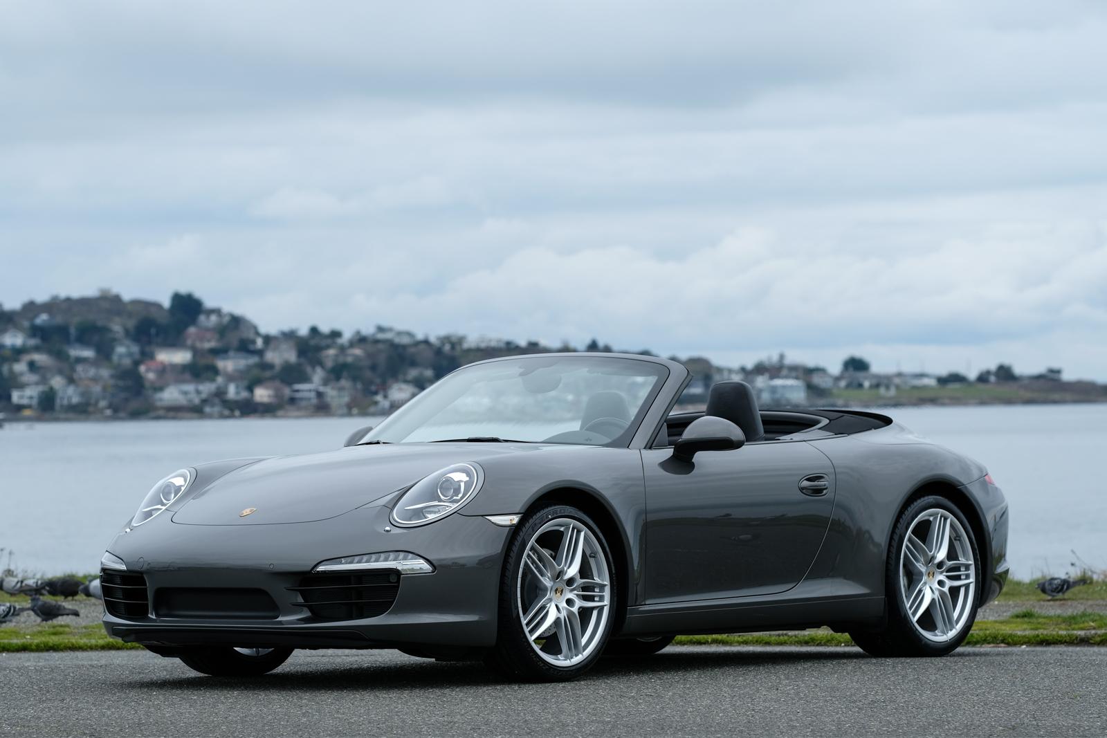 2012 Porsche 911 Carrera Cabriolet PDK for sale