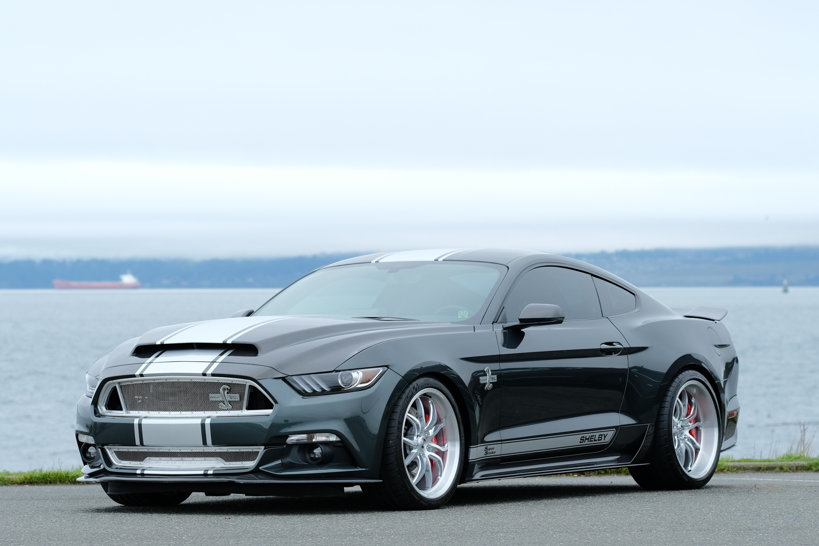 2015 ford mustang shelby super snake silver arrow cars ltd victoria bc. Black Bedroom Furniture Sets. Home Design Ideas