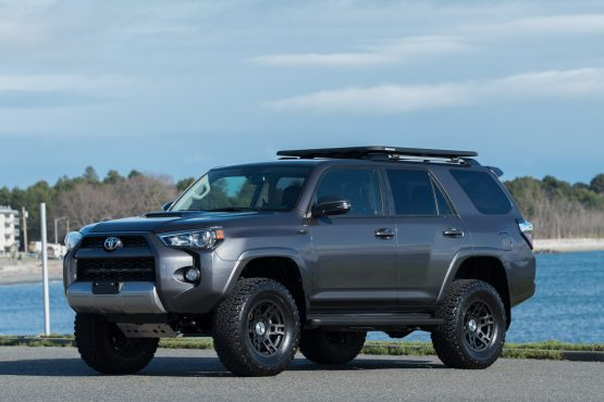 2017 Toyota 4Runner TRD Off Road Silver Arrow
