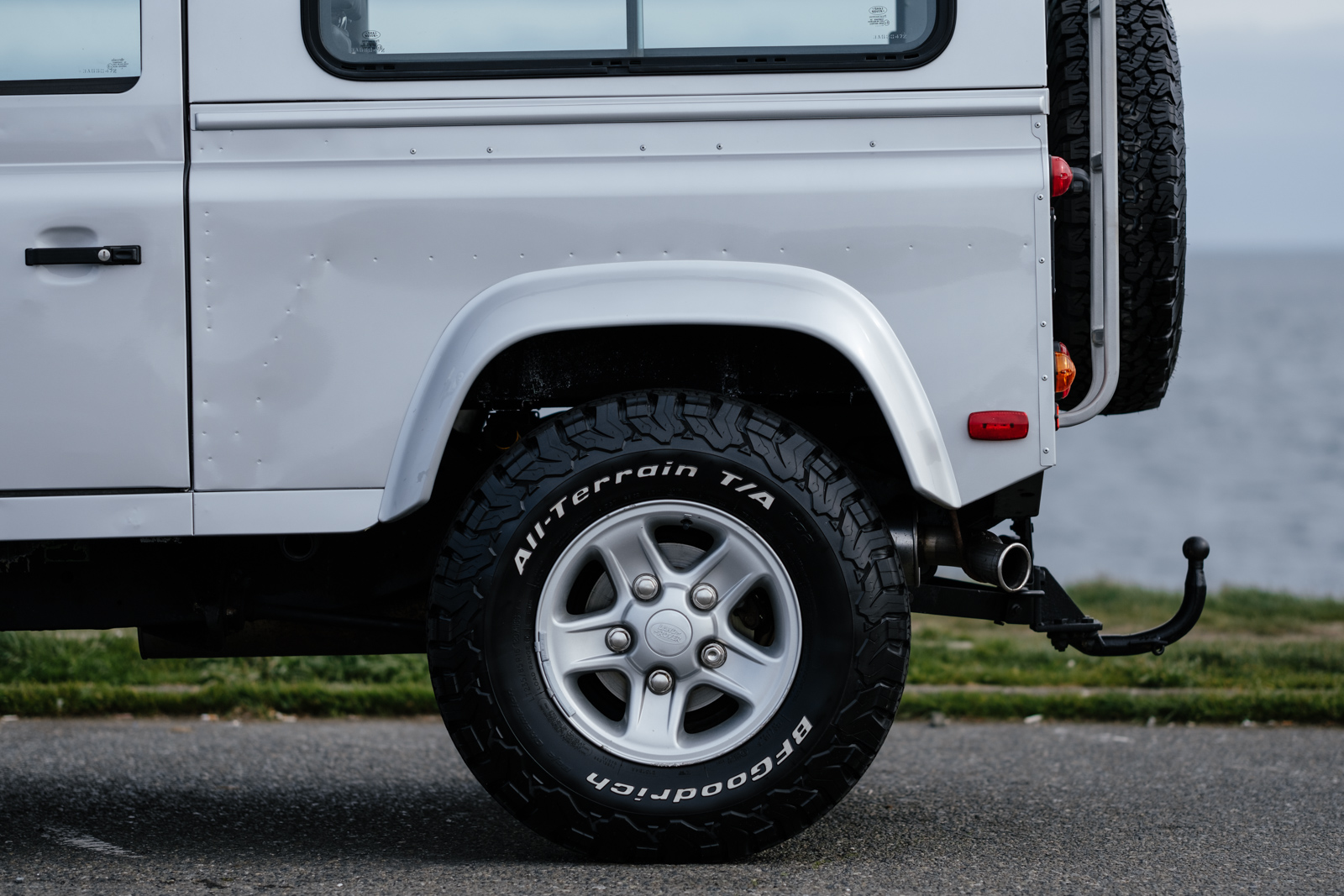 2003 Land Rover Defender 90 for sale