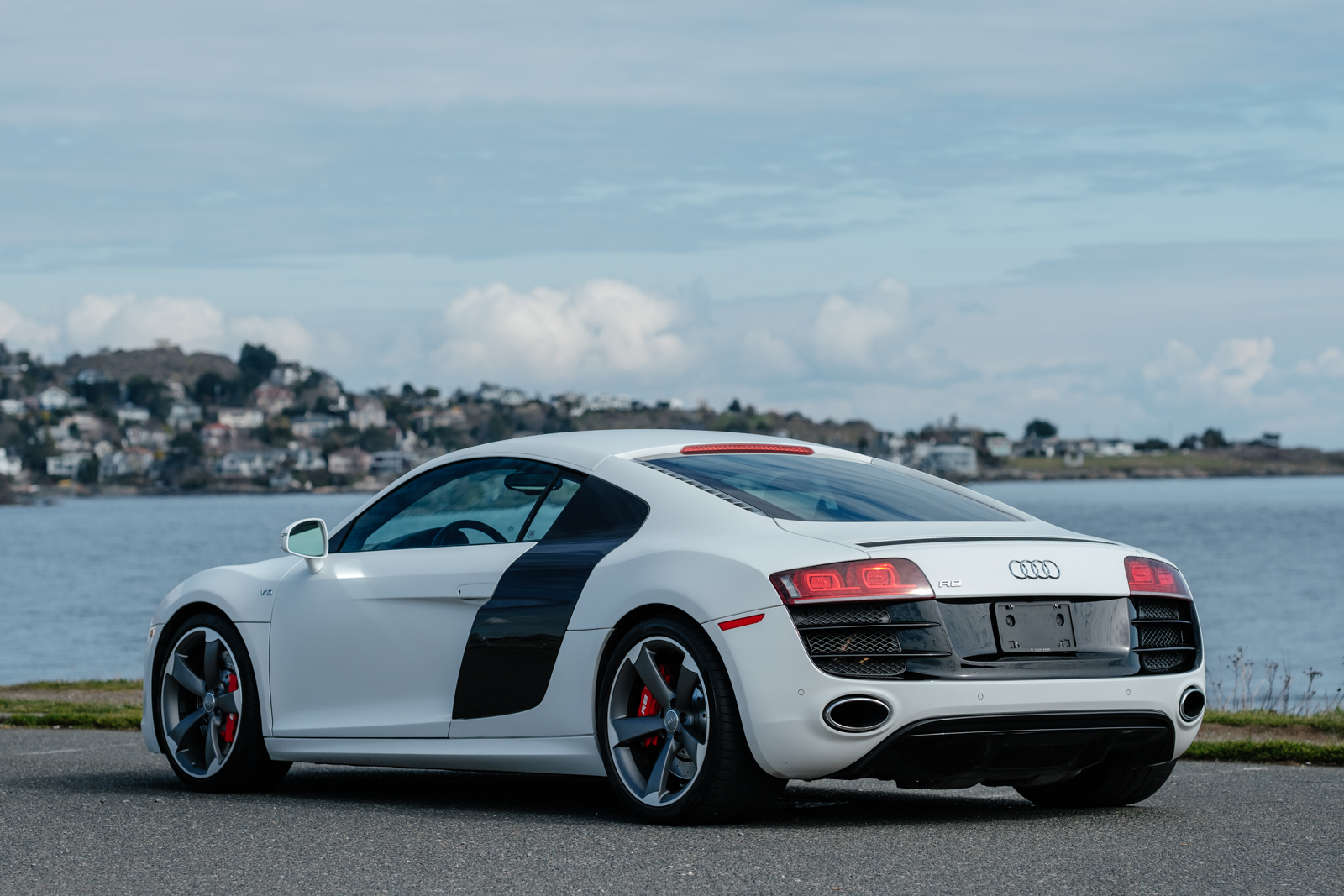 2012 Audi R8 V10 Coupe Manual for sale