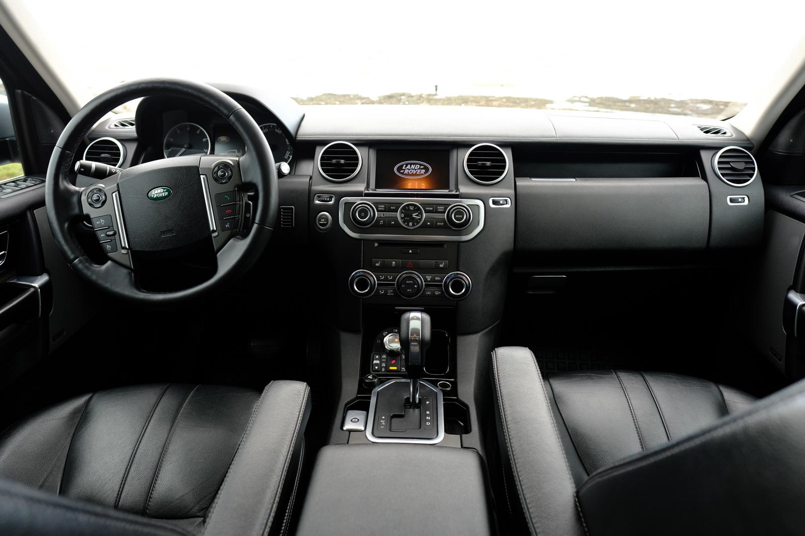 2012 Land Rover LR4 V8 for sale