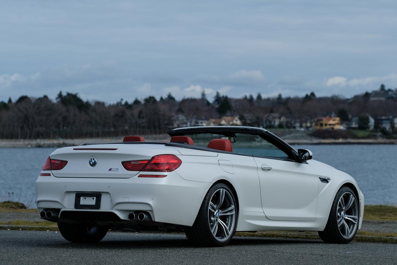 2015 BMW M6 Cabriolet for sale