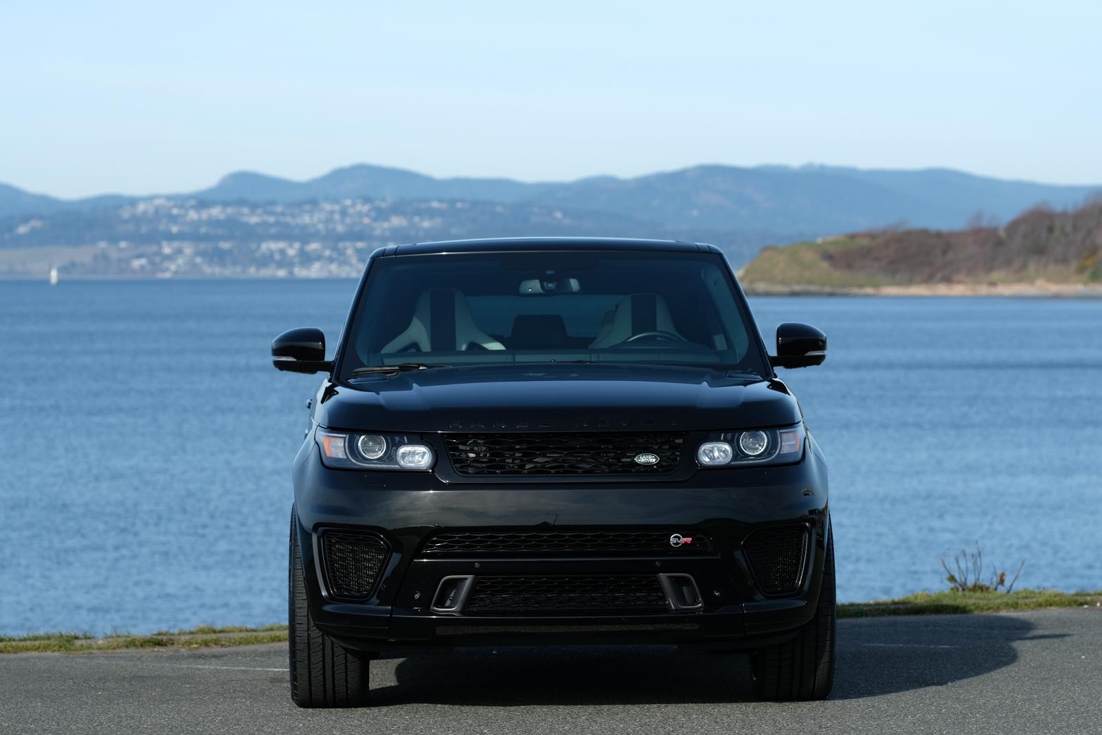 2015 Land Rover Range Rover Sport V8 Supercharged SVR for sale