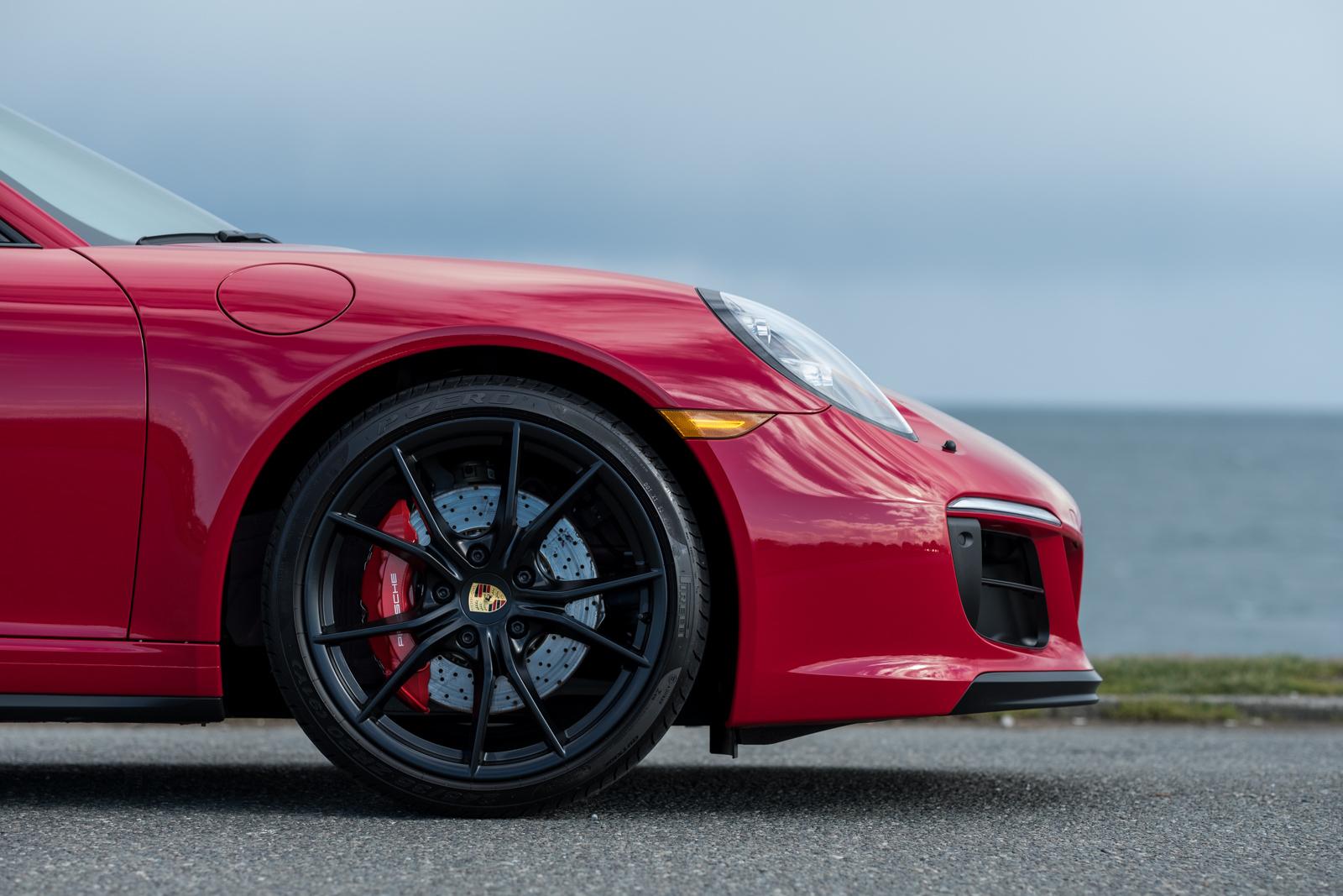 2017 Porsche 911 Carrera GTS for sale