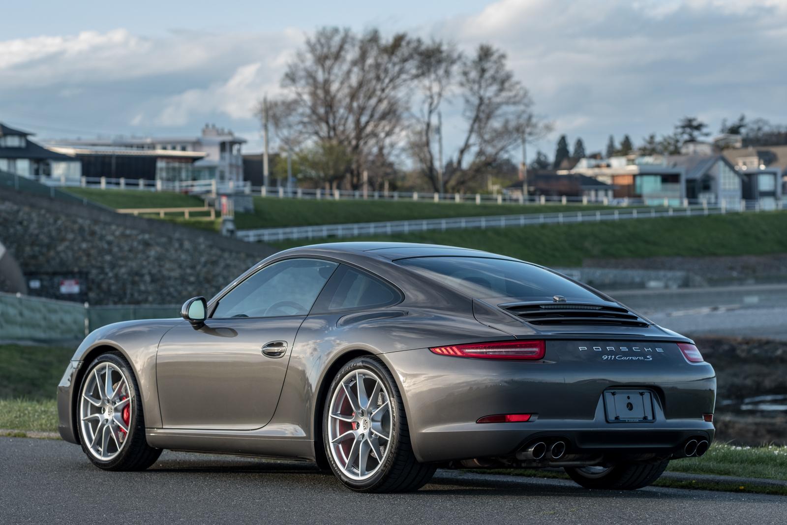 2012 porsche 911 carrera s pdk 991 1 silver arrow cars ltd. Black Bedroom Furniture Sets. Home Design Ideas