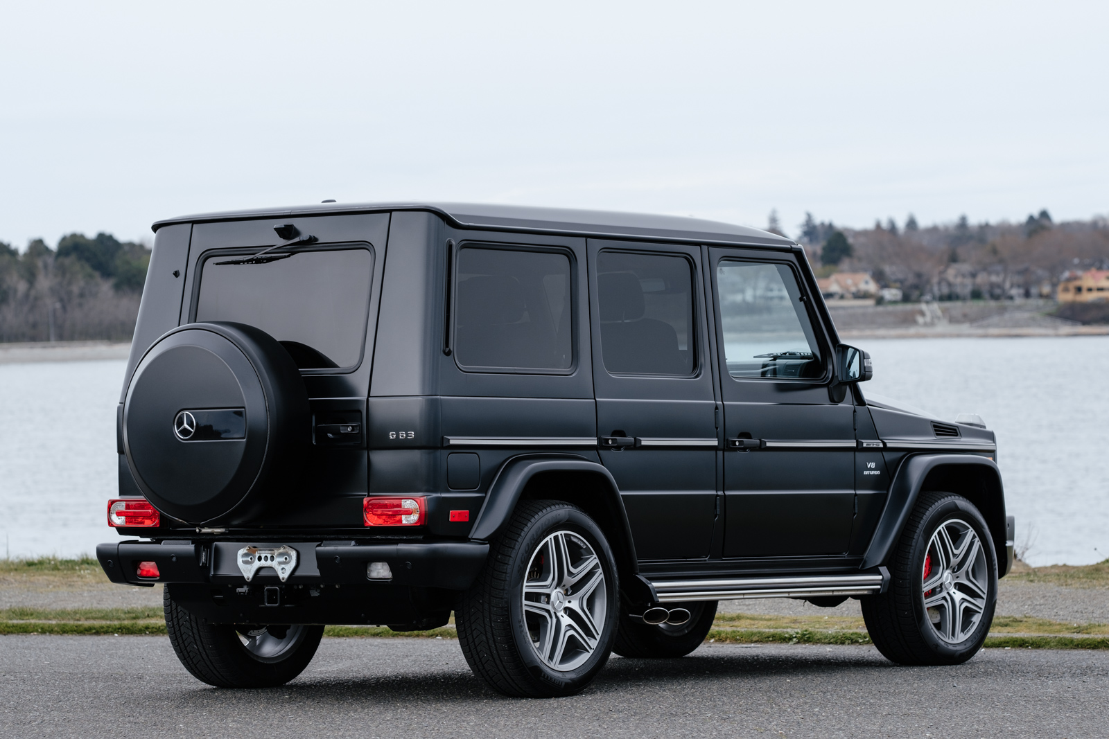 2016 Mercedes-Benz G63 AMG for sale