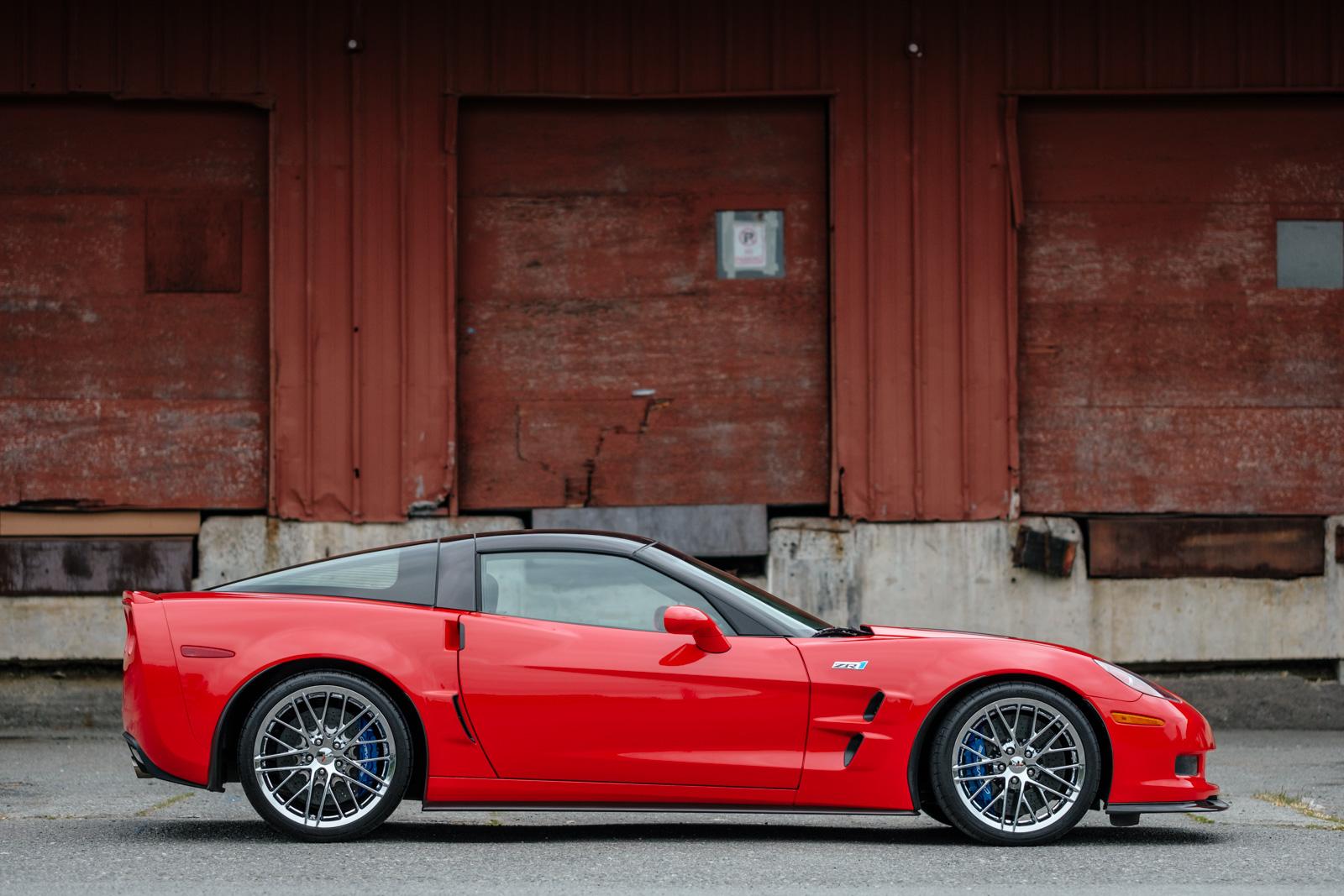 2011 Chevrolet Corvette Zr1 Silver Arrow Cars Ltd