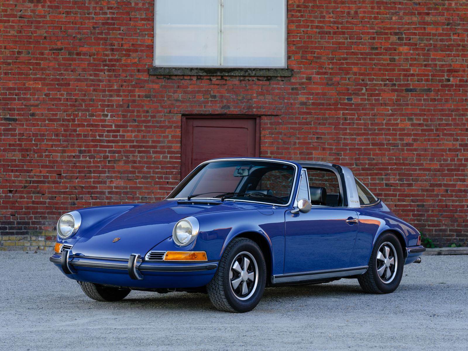 Portland Car Dealerships >> 1969 Porsche 911E Targa - Silver Arrow Cars Ltd.