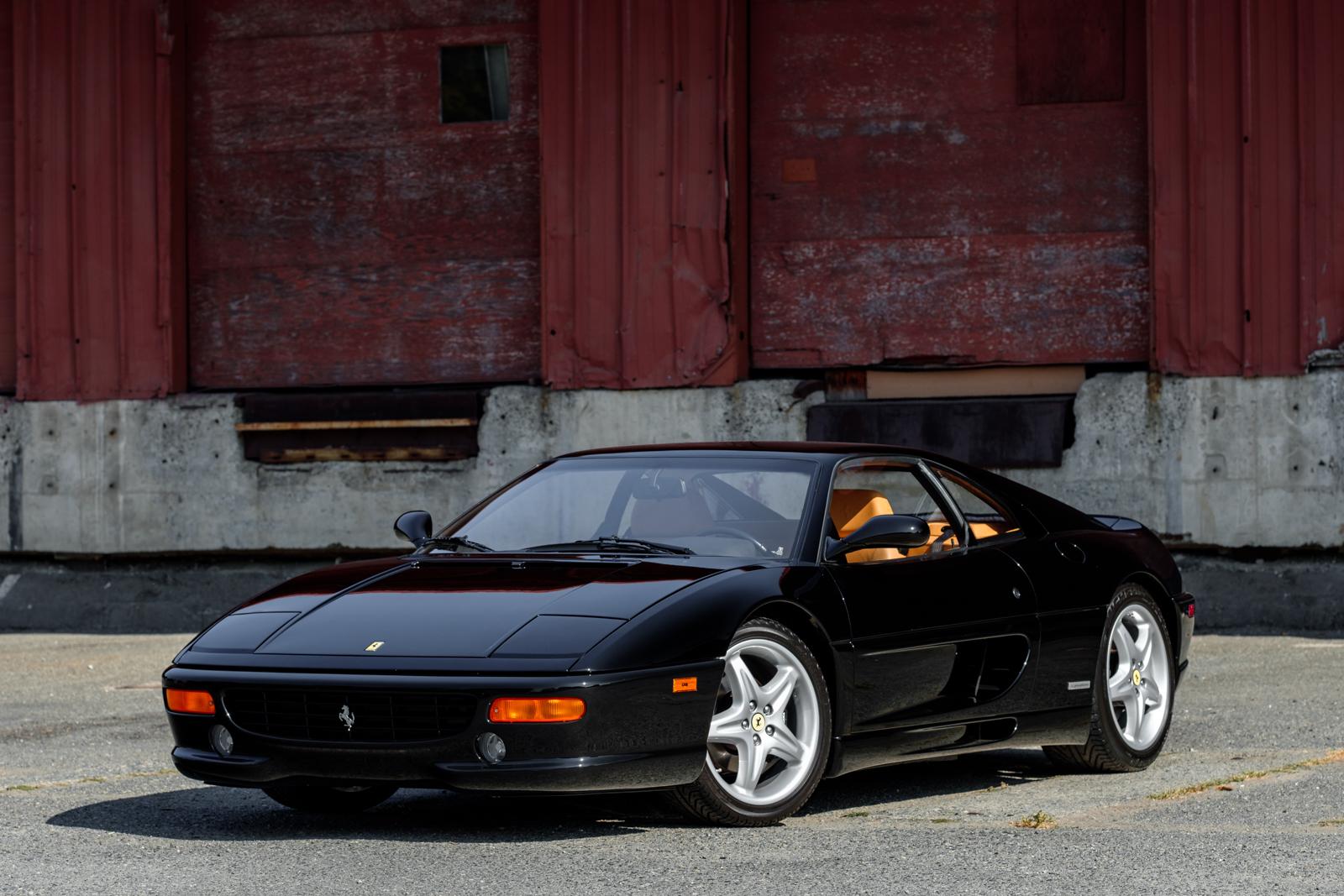 2e688b723c802 1998 Ferrari 355 Berlinetta F1 - Silver Arrow Cars Ltd.