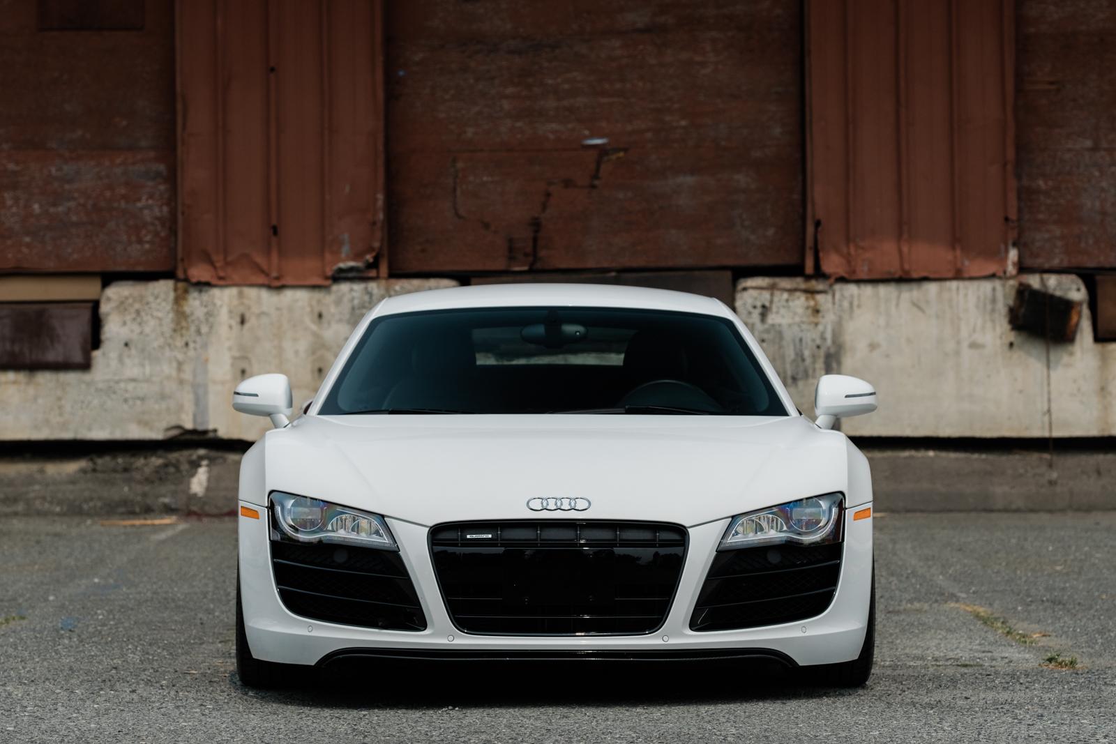 2011 Audi R8 V10 Coupe Silver Arrow Cars Ltd