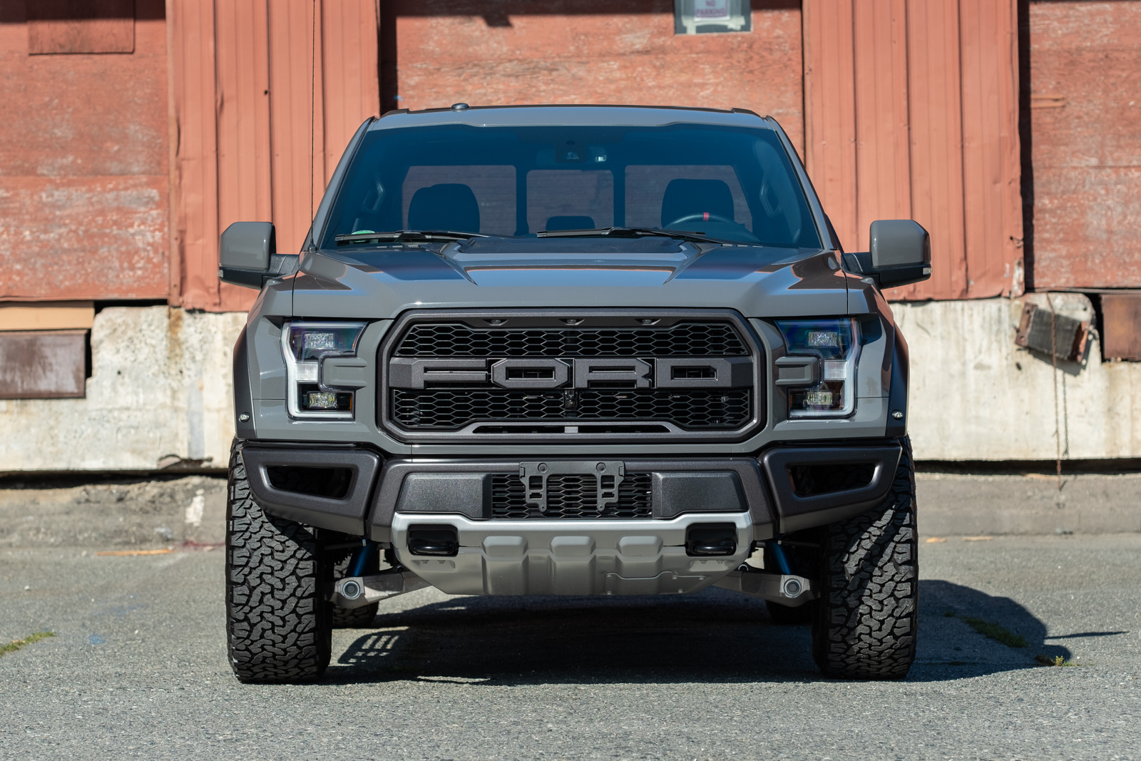 2018 Ford F150 Interior >> 2018 Ford F150 Raptor SVT - Silver Arrow Cars Ltd.