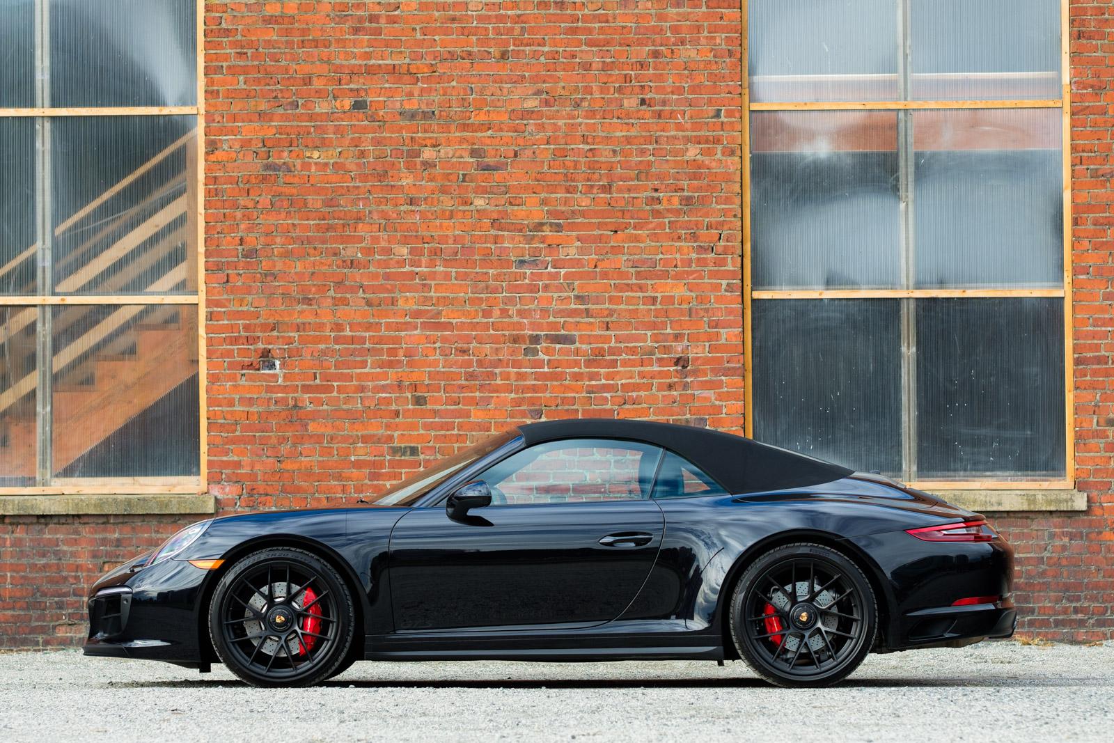 2018 Porsche 911 Carrera 4 Gts Cabriolet Silver Arrow Cars Ltd