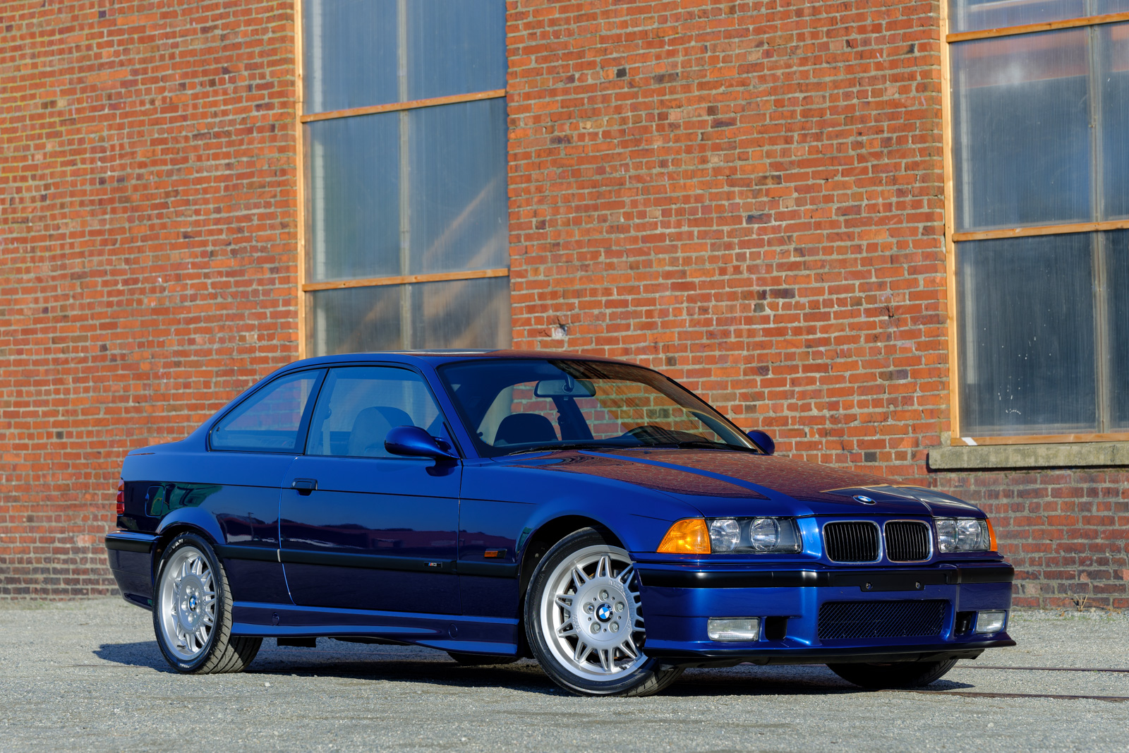 1995 Bmw E36 M3 Coupe Silver Arrow Cars Ltd