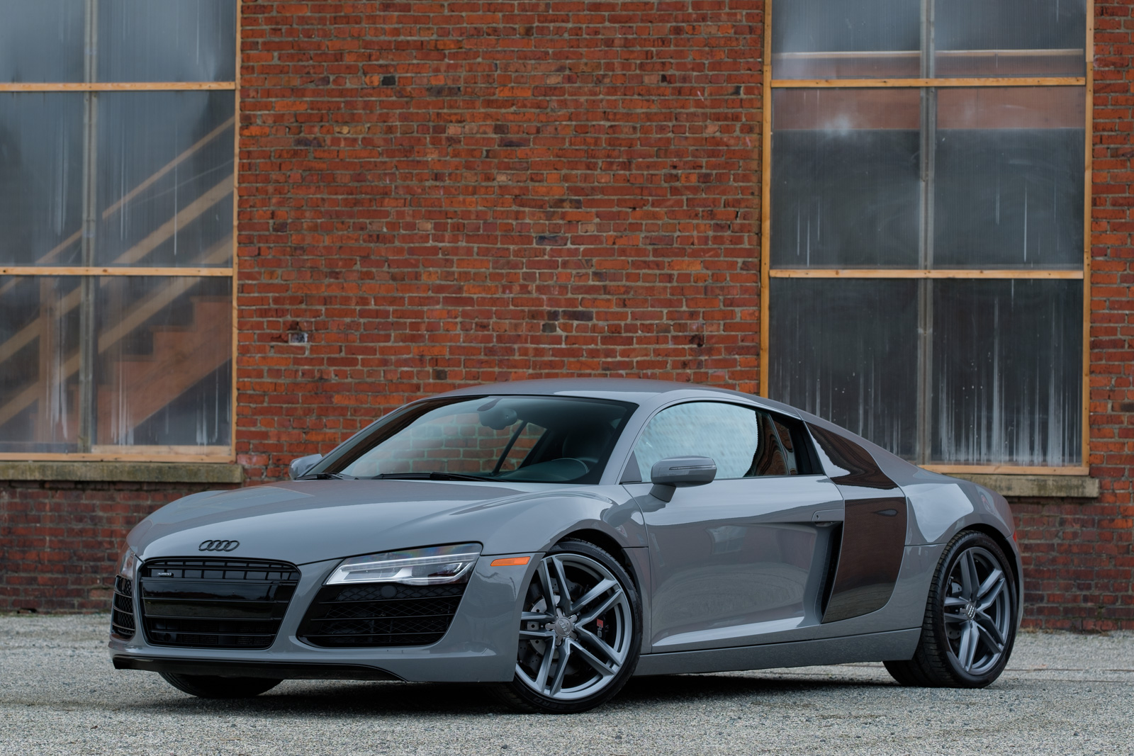 2015 Audi R8 V8 Coupe Manual for sale ...