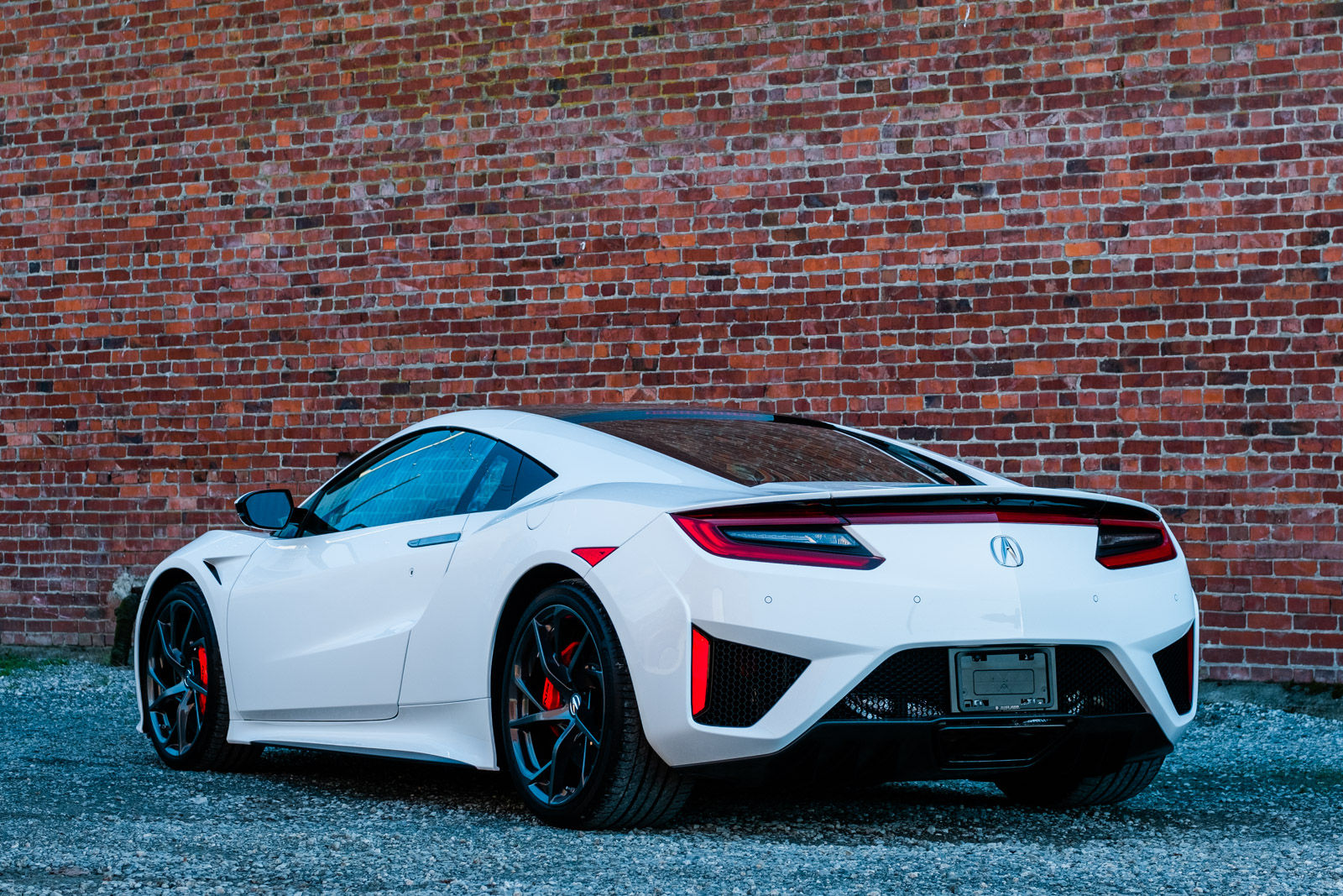 2017 Acura NSX in Victoria BC @ Silver Arrow Cars Ltd