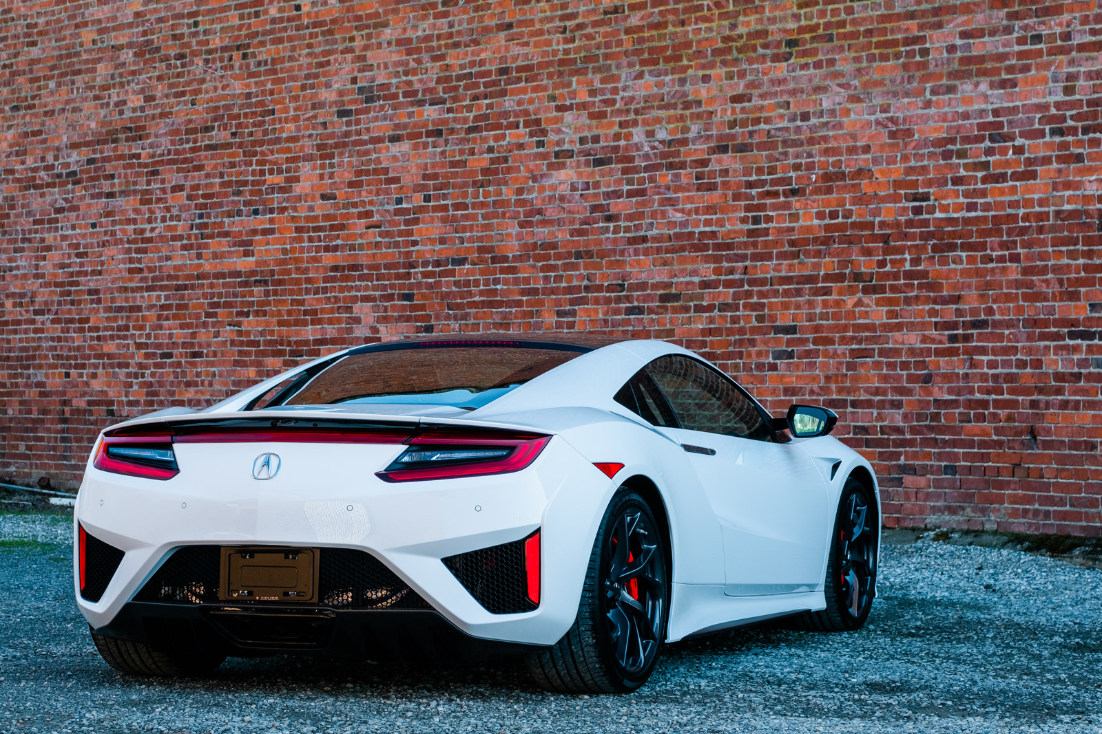 2017 Acura Nsx In Victoria Bc Silver Arrow Cars Ltd