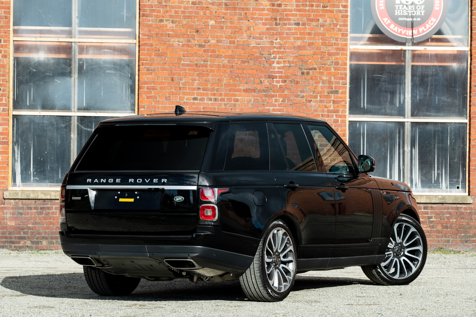 Range Rover Price Canada >> 2019 Range Rover Supercharged - Silver Arrow Cars Ltd.