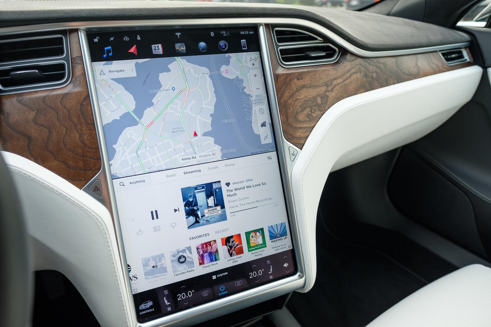 2017 Tesla Model S 90D - Silver Arrow Cars Ltd