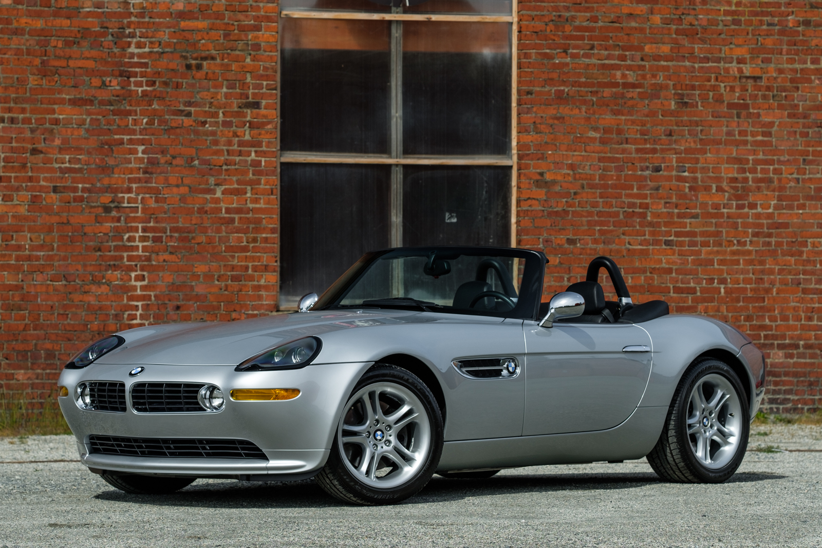 2001 Bmw Z8 Roadster Silver Arrow Cars Ltd