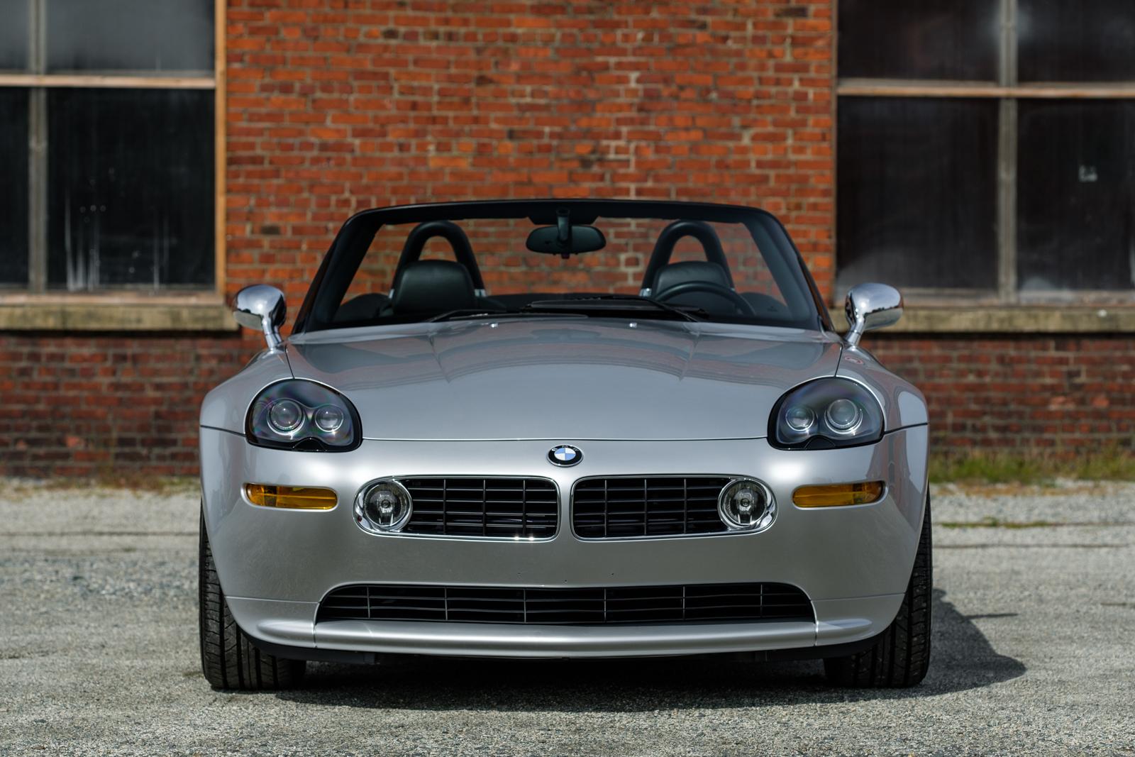 2001 Bmw Z8 101 Silver Arrow Cars Ltd