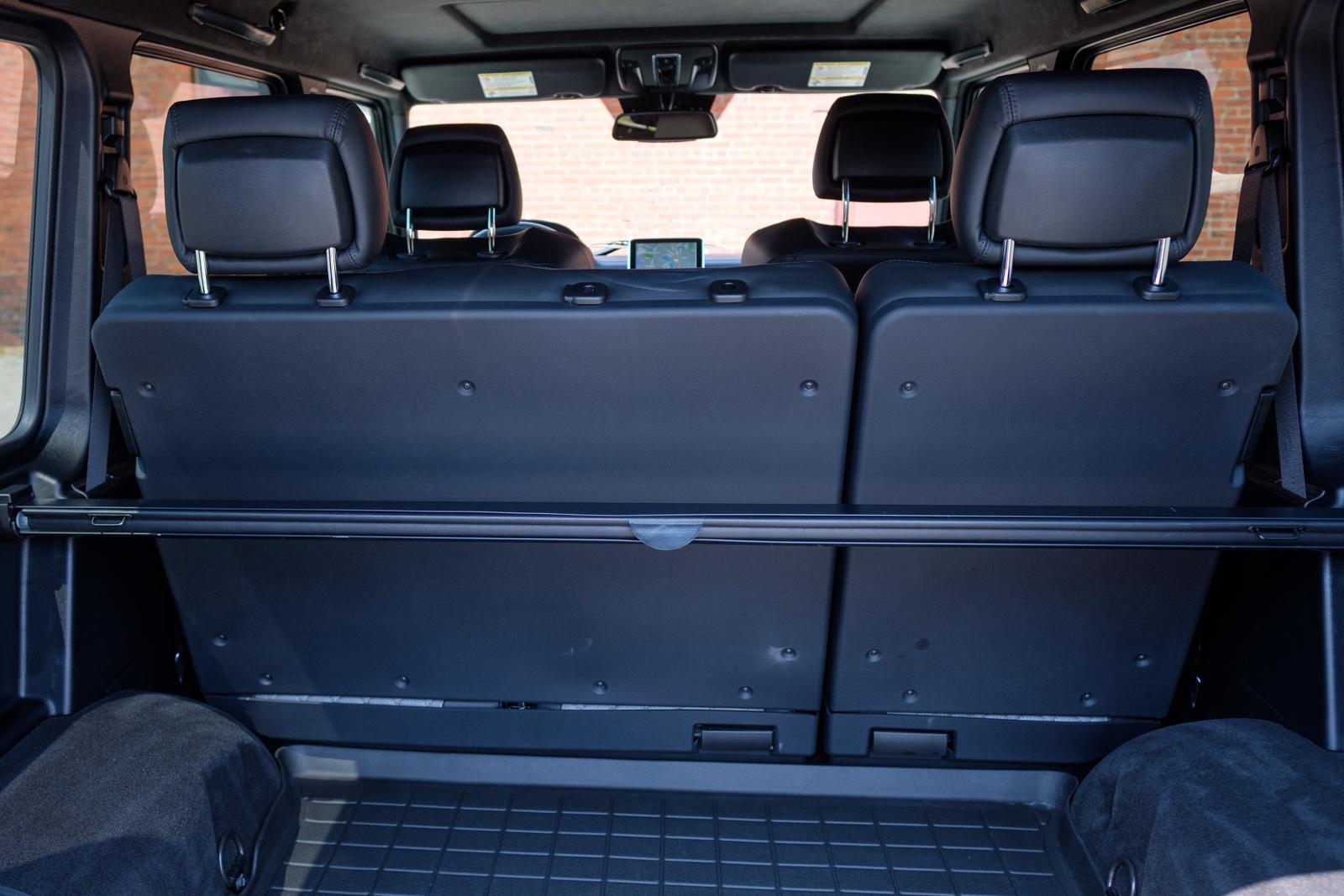 2016 mercedes benz g63 amg 139 silver arrow cars ltd. Black Bedroom Furniture Sets. Home Design Ideas