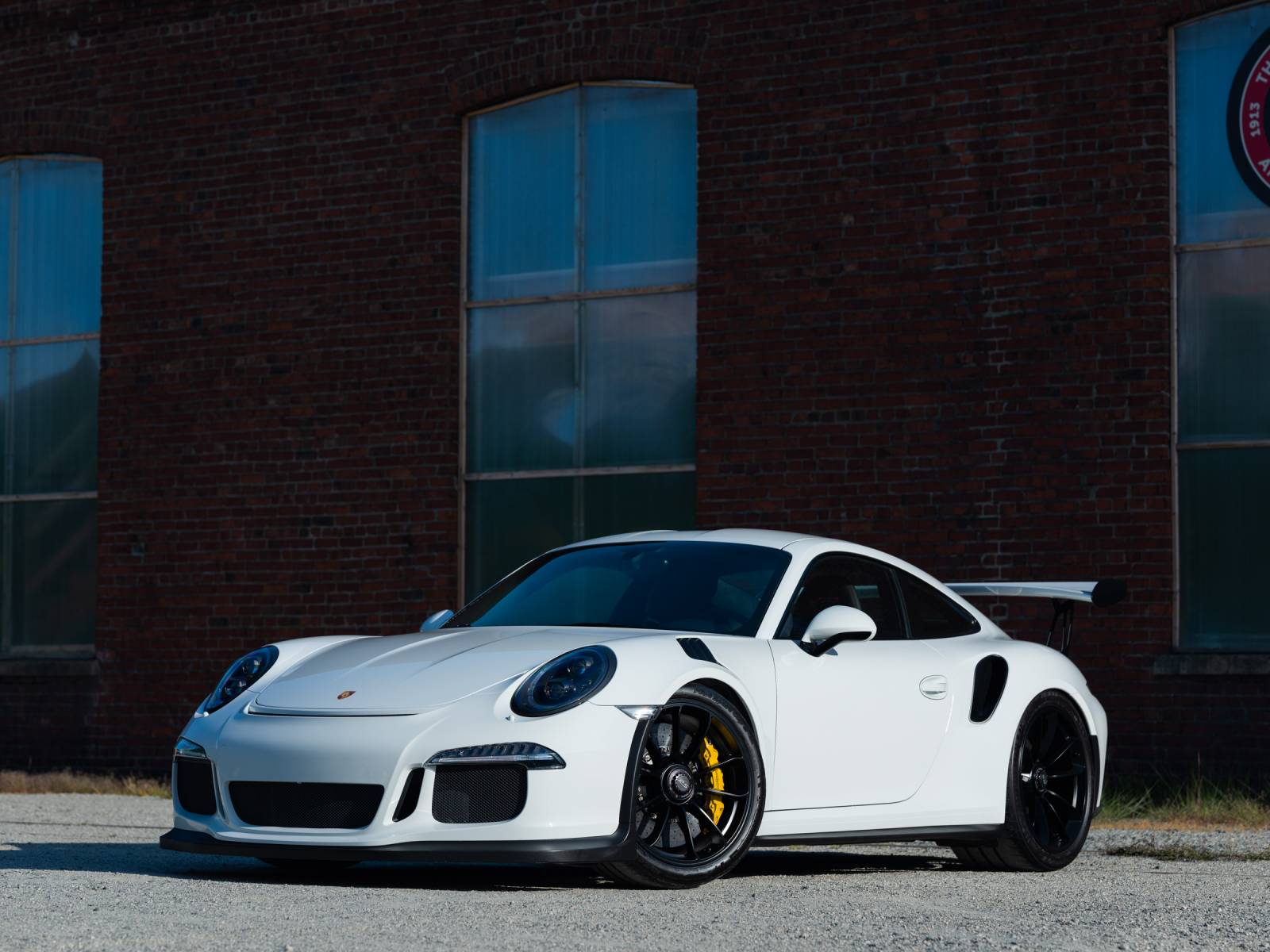 2016 Porsche 911 Gt3 Rs Silver Arrow Cars Ltd