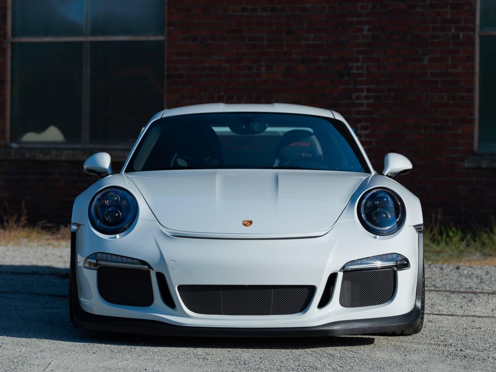 2016 Porsche 911 Gt3 Rs Silver Arrow Cars Ltd