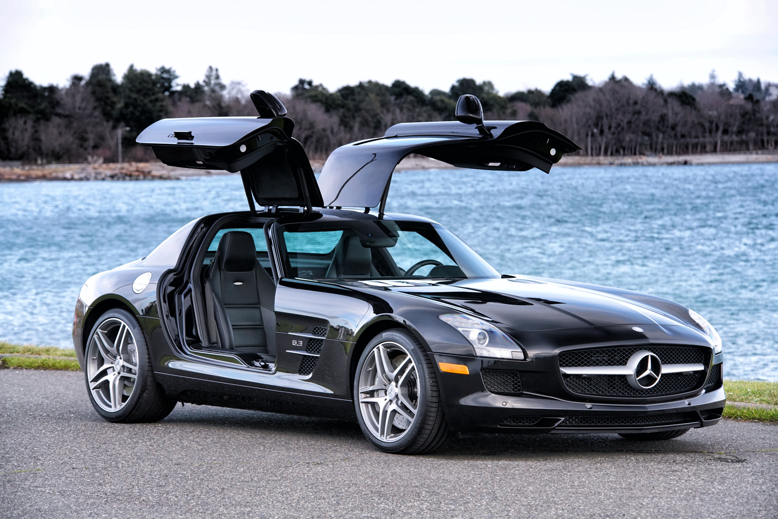 2011 mercedes benz sls amg coupe silver arrow cars ltd for Mercedes benz sls amg for sale