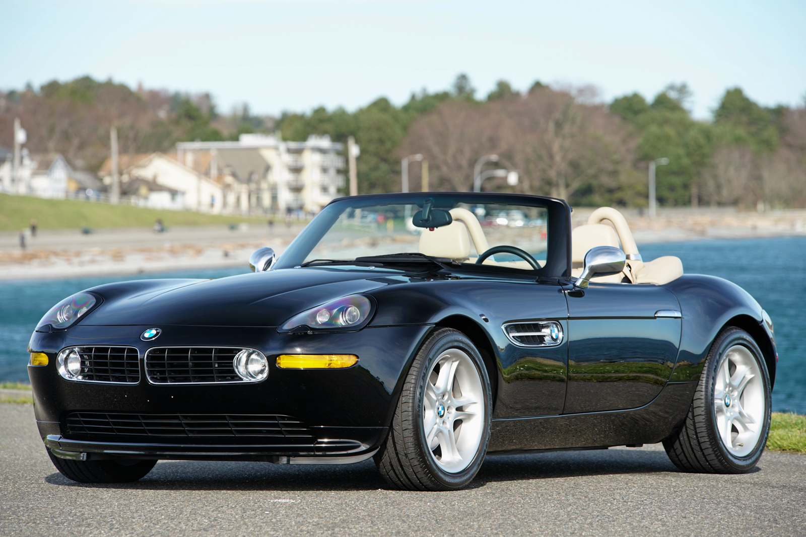 2000 bmw z8 roadster silver arrow cars ltd. Black Bedroom Furniture Sets. Home Design Ideas