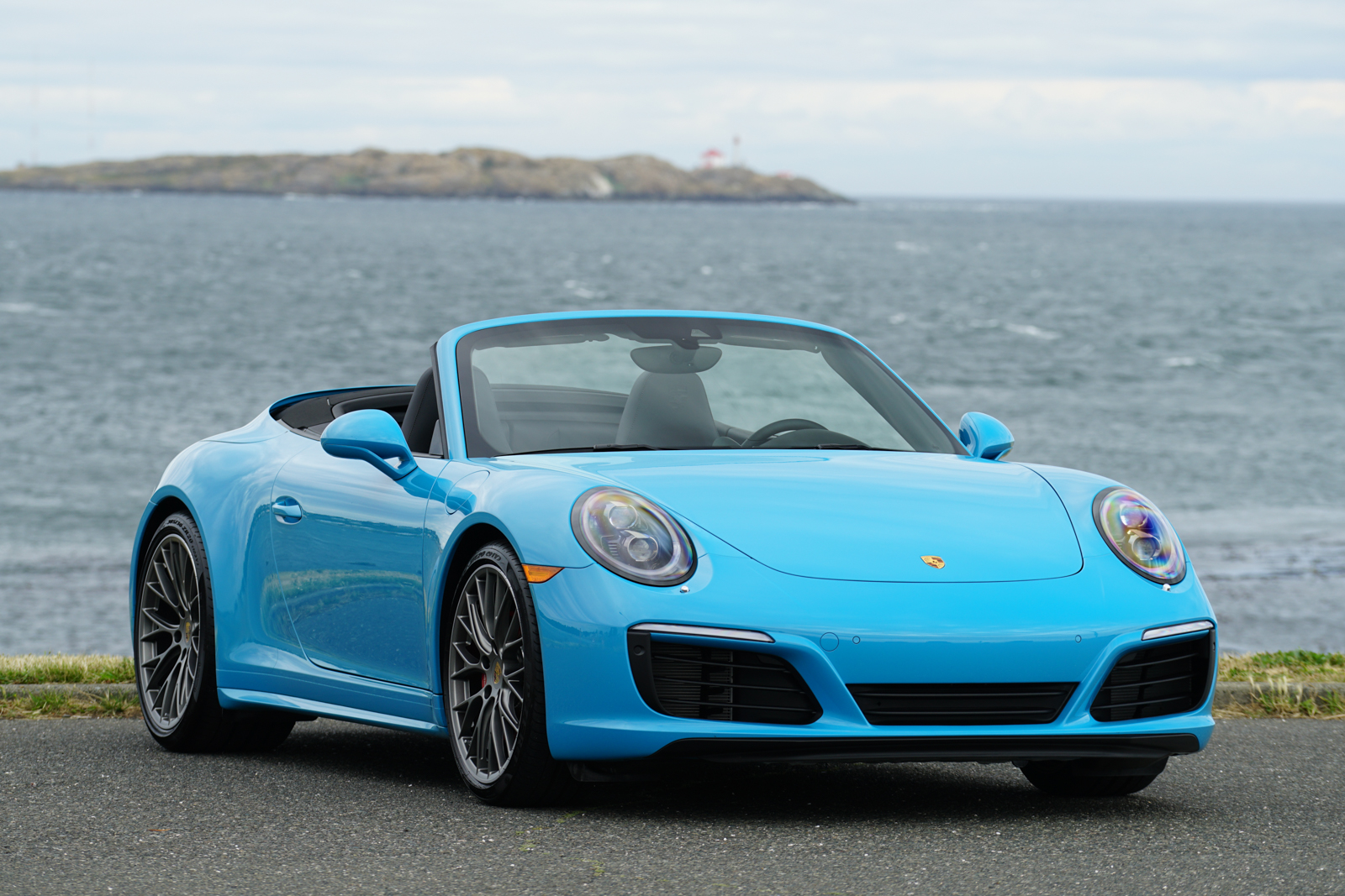 2017 Porsche 911 Carrera 4s Cabriolet For Sale Silver Arrow Cars Ltd