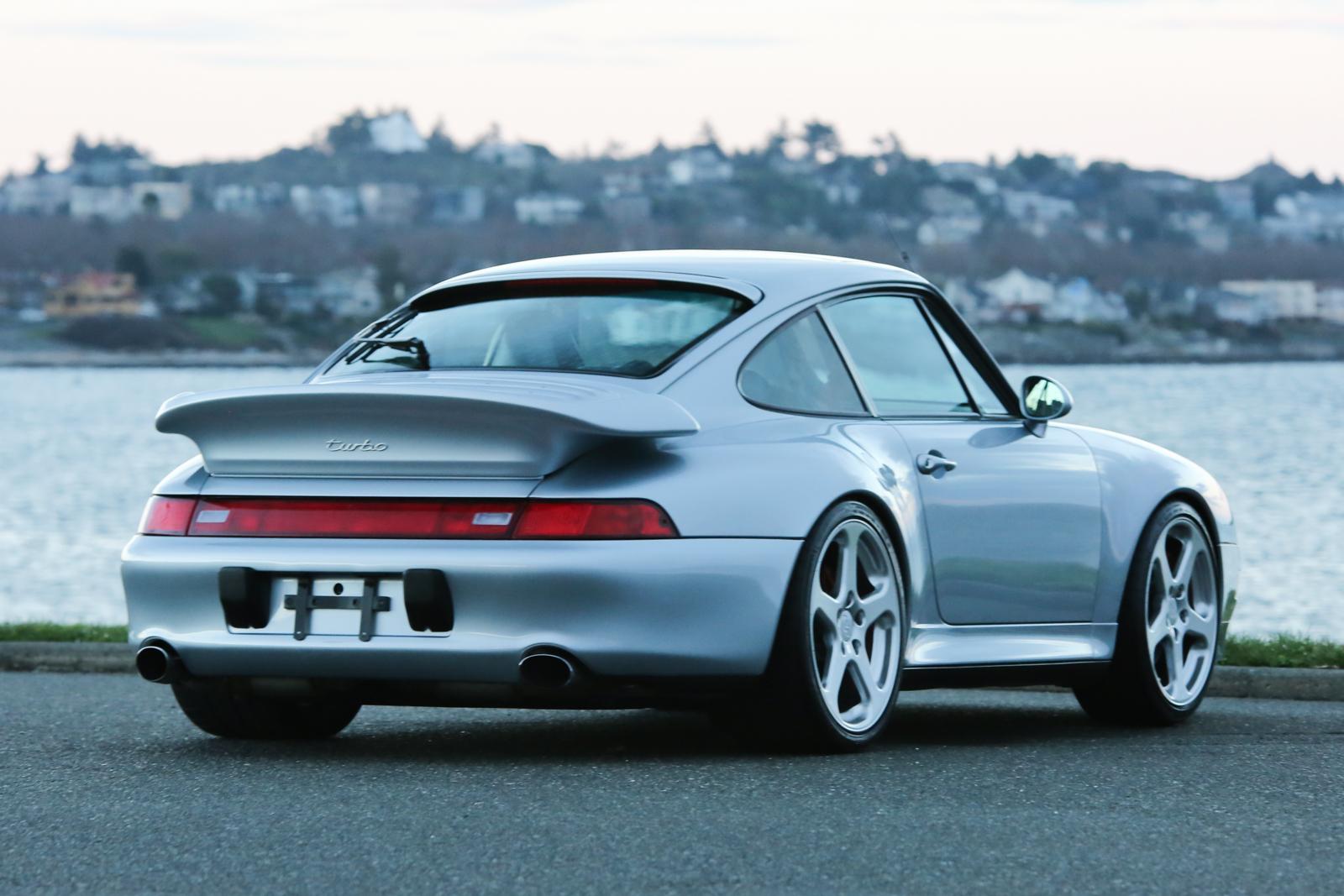 Porsches For Sale >> 1996 Porsche 993 Turbo (911) For Sale | Silver Arrow Cars Ltd.