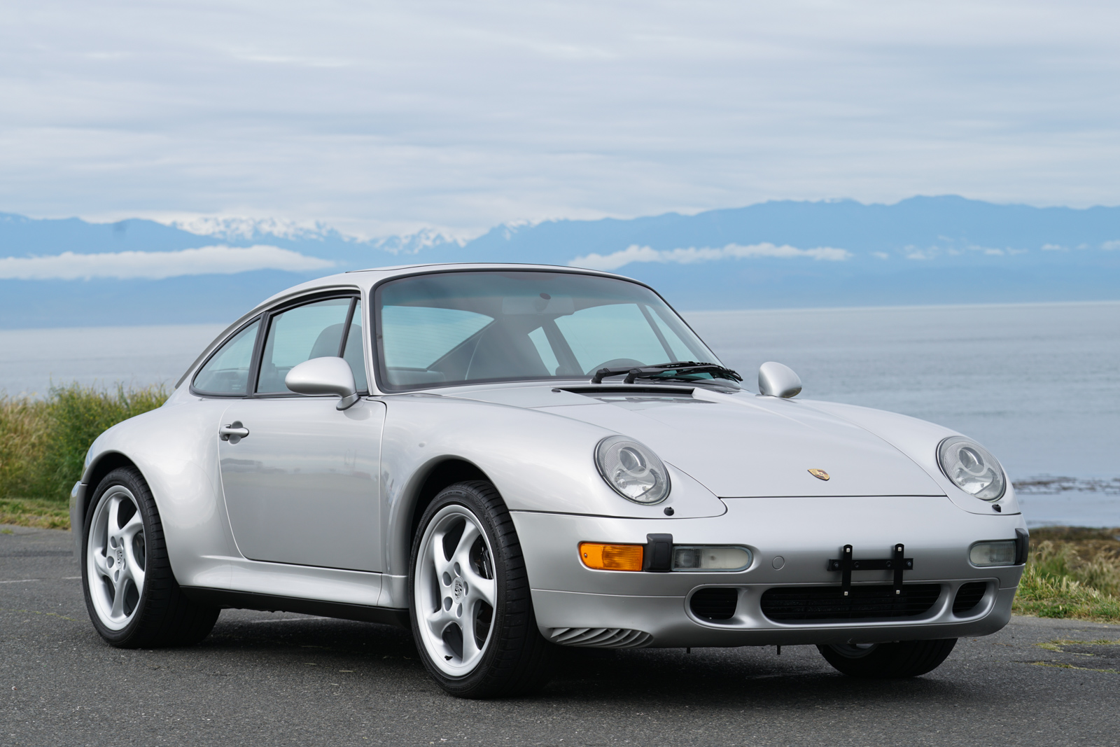 1997 Porsche 911 993 Carrera S For Sale Silver Arrow