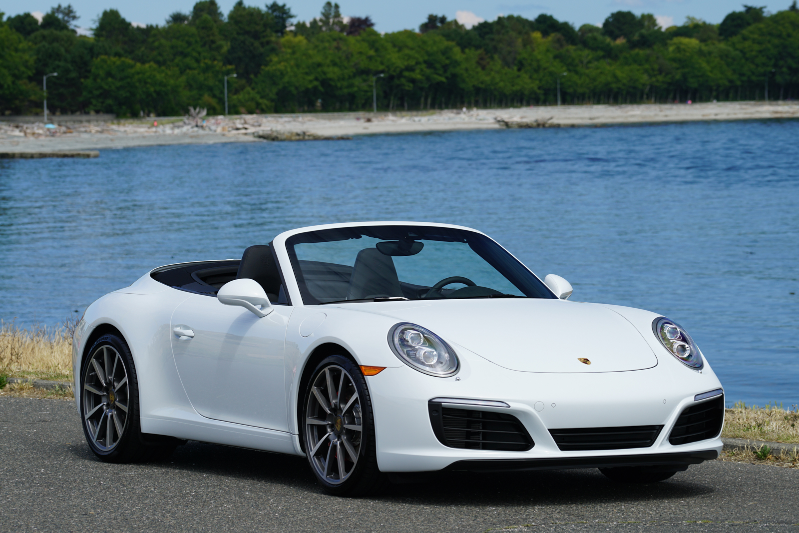 2017 porsche 911 carrera s cabriolet for sale silver arrow cars ltd. Black Bedroom Furniture Sets. Home Design Ideas