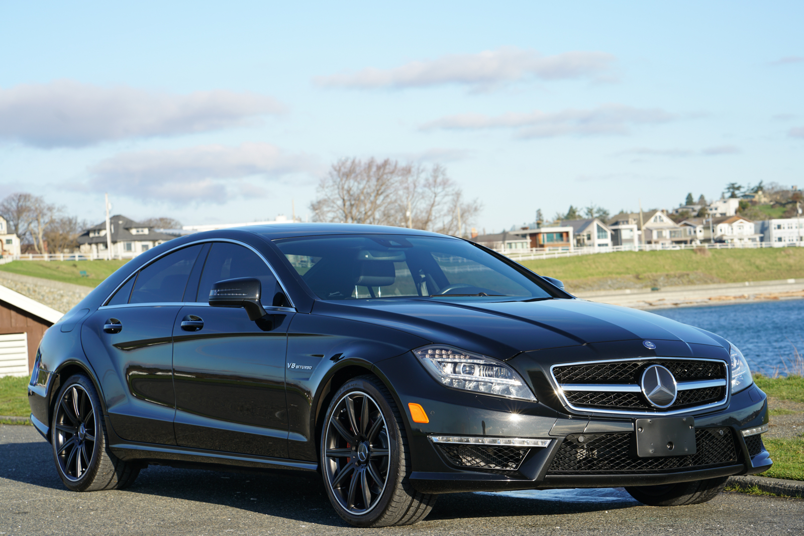 2014 mercedes benz cls 63 amg s model for sale silver for Mercedes benz cls sale
