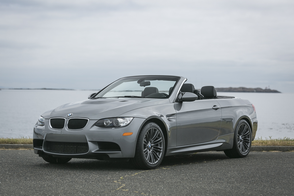 2017 Bmw M3 Convertible E93 Manual For