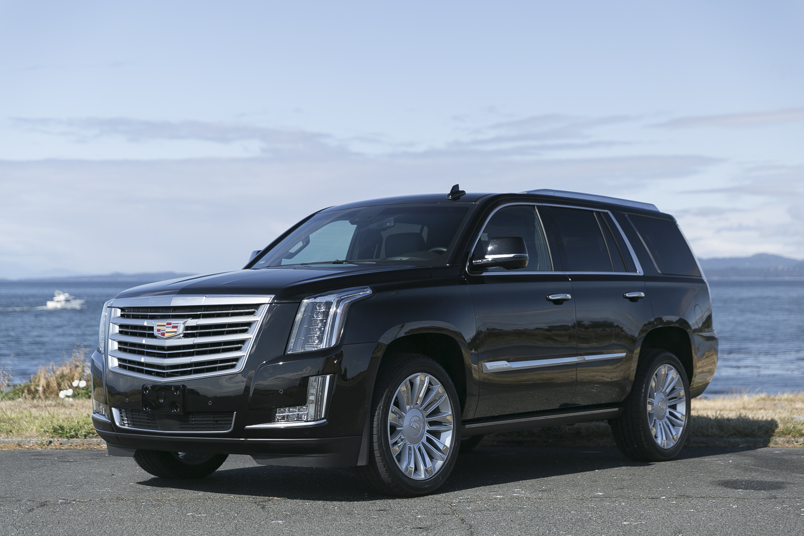 2016 Cadillac Escalade Interior >> 2016 Cadillac Escalade Platinum - Silver Arrow Cars Ltd.