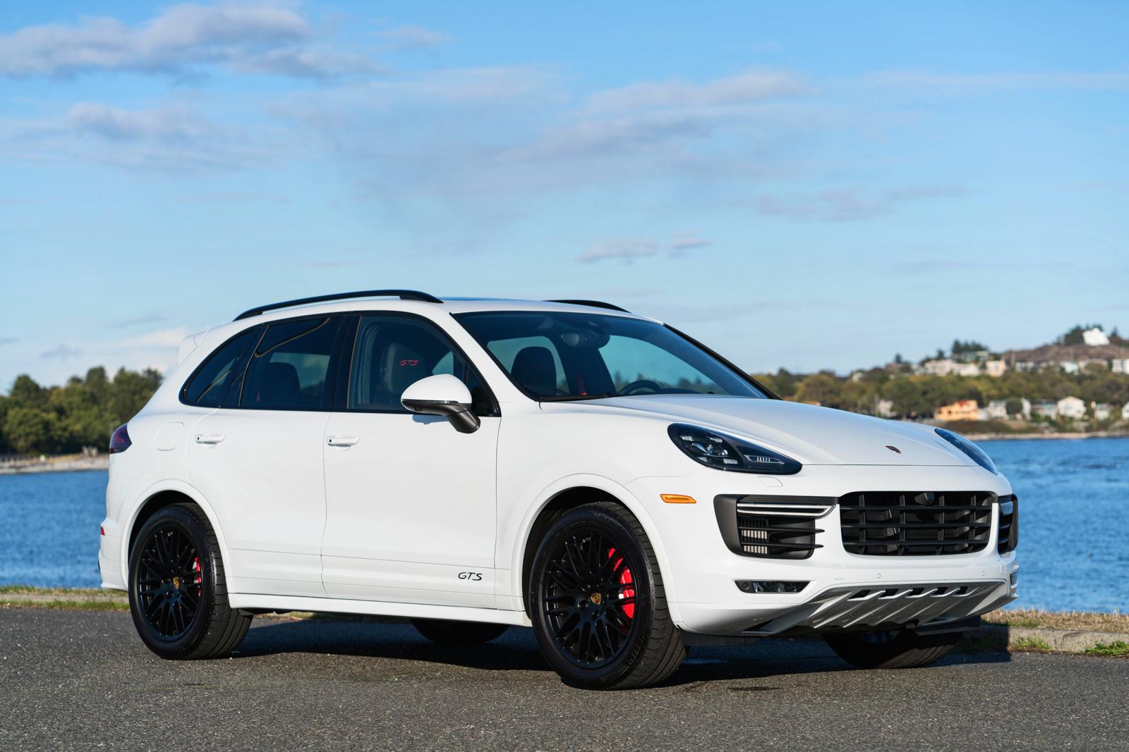 2017 Porsche Cayenne Gts For Sale In Victoria