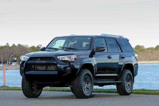 2018 Toyota 4Runner TRD Custom 7 Passenger